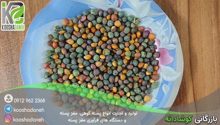 انواع مختلف بنه شیرازی در بازار