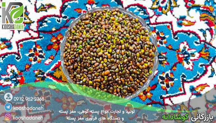 کیفیت عالی مغز بنه شیراز